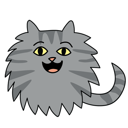 Purr-Moji Cat Stickers messages sticker-10