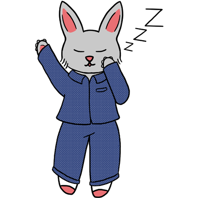 Bunny Business messages sticker-11