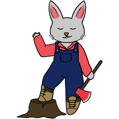 Bunny Business messages sticker-10