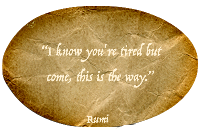 Best Rumi Quotes messages sticker-2