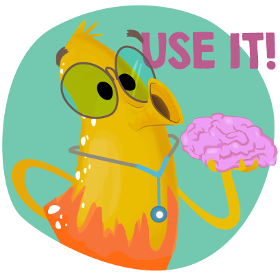 Doctor Justabout and the Human body messages sticker-0