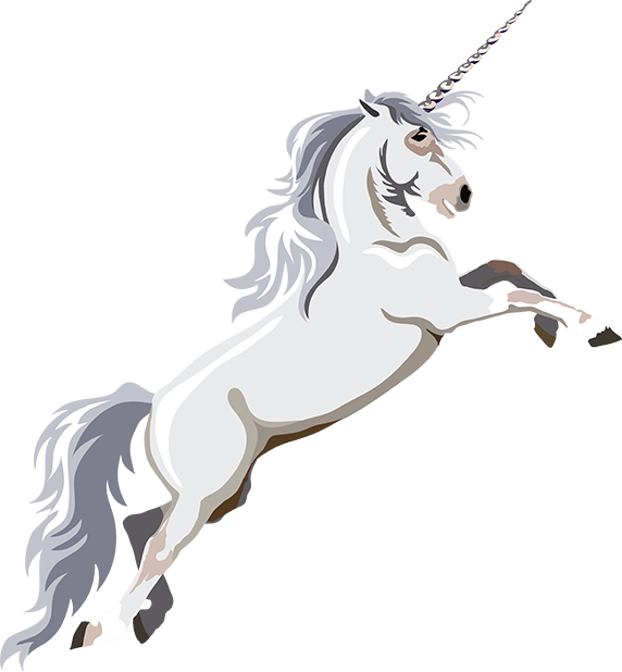 Unicorn Sticker Art - Fun, Magical, Unicorns messages sticker-3