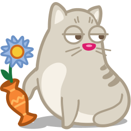 MeowStickys messages sticker-3