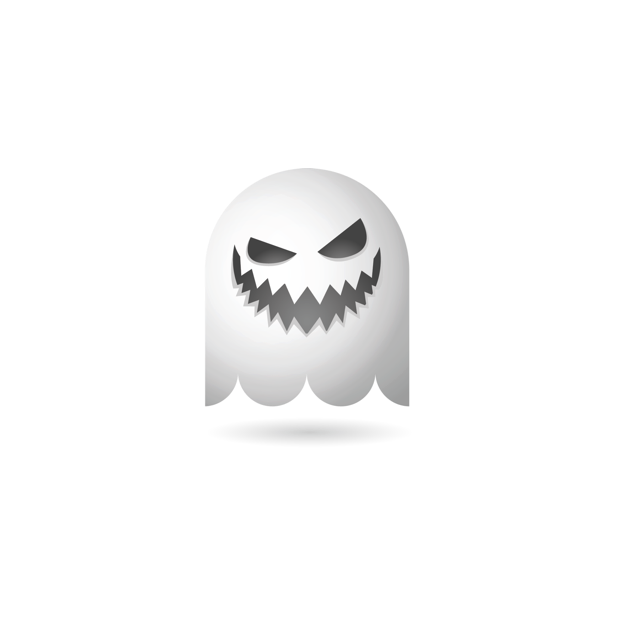 Ghosty Emoji messages sticker-5