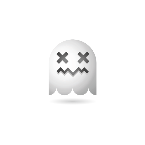 Ghosty Emoji messages sticker-6