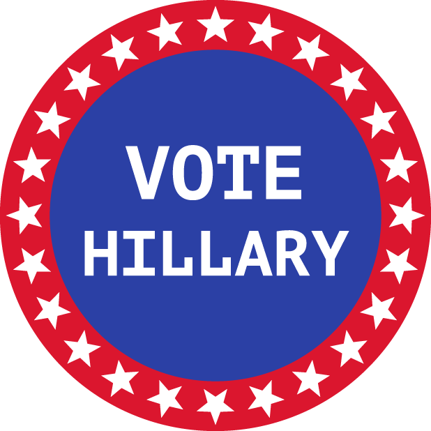 Election Stickers 2016 messages sticker-6