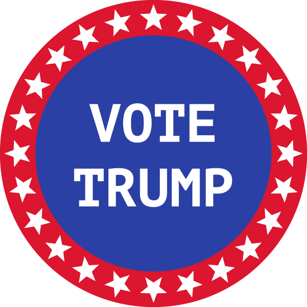Election Stickers 2016 messages sticker-5