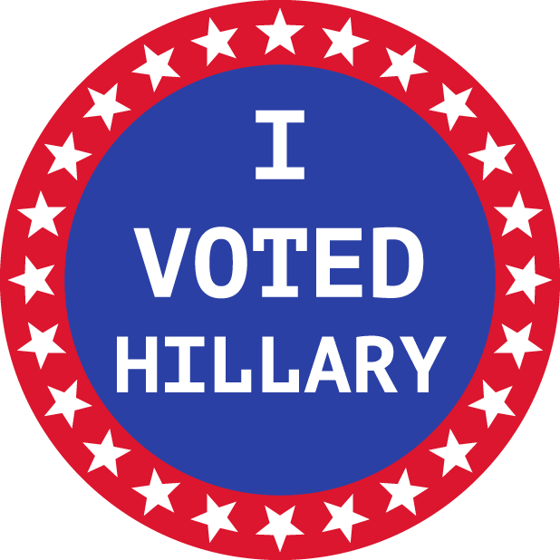 Election Stickers 2016 messages sticker-10