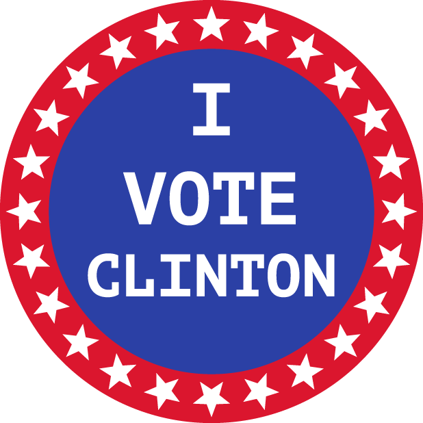 Election Stickers 2016 messages sticker-0