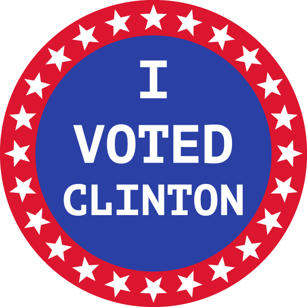 Election Stickers 2016 messages sticker-8