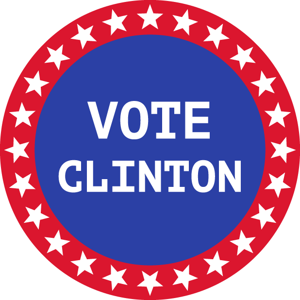 Election Stickers 2016 messages sticker-4