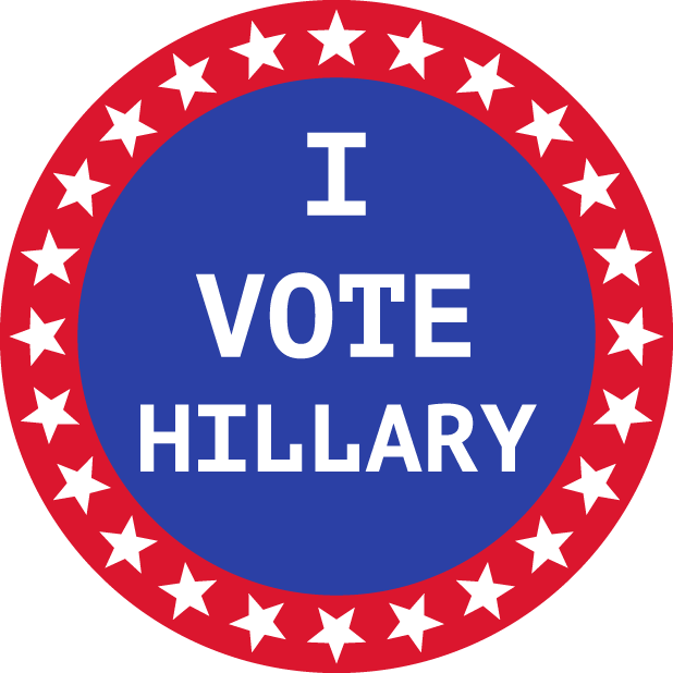 Election Stickers 2016 messages sticker-2