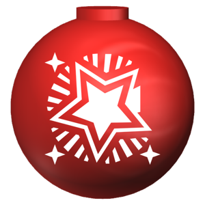 Xmas Balls Stickers messages sticker-6