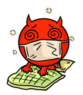 Little Devil - Cute devil stickers messages sticker-7