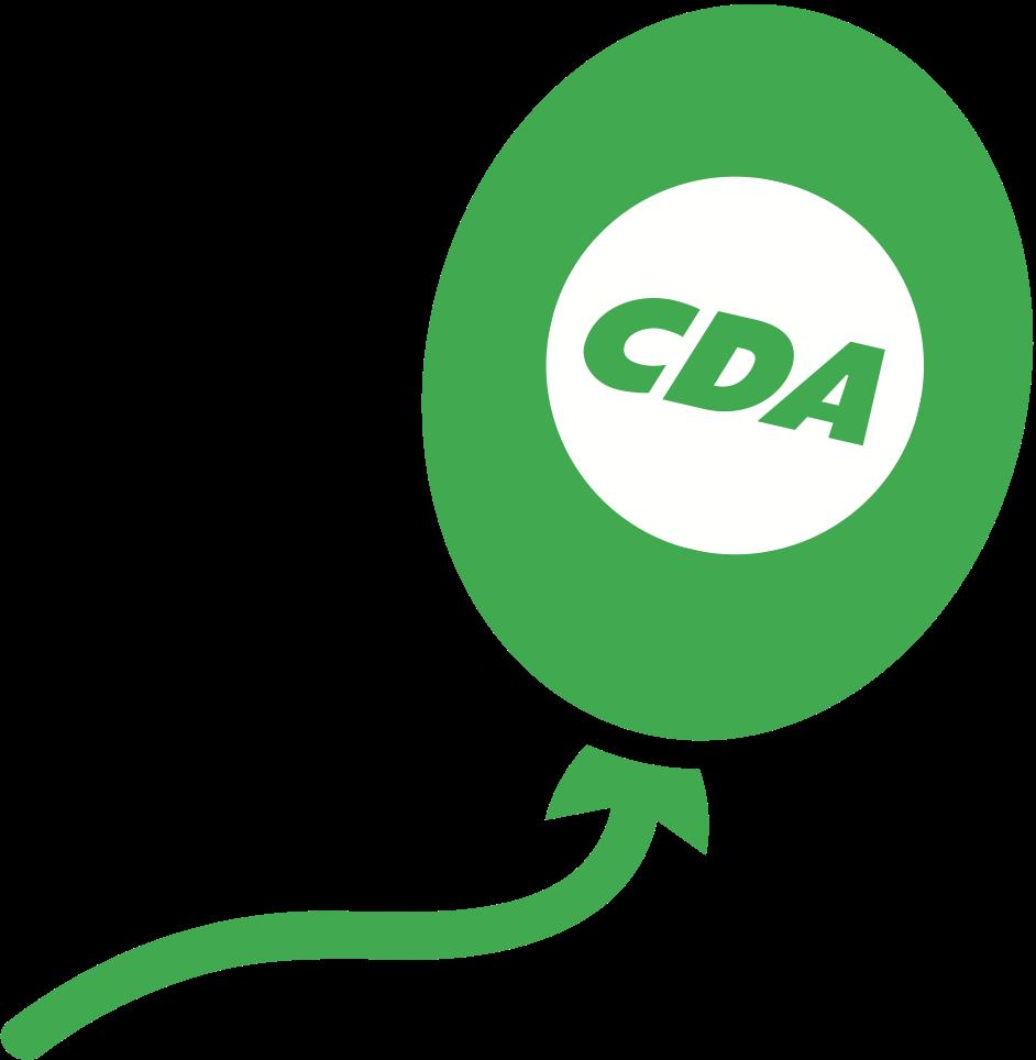 CDA APPèl messages sticker-1