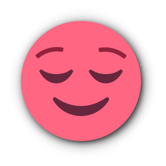 RED Emoji • Stickers for iMessage messages sticker-2