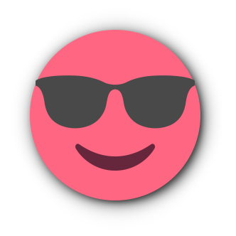 RED Emoji • Stickers for iMessage messages sticker-4