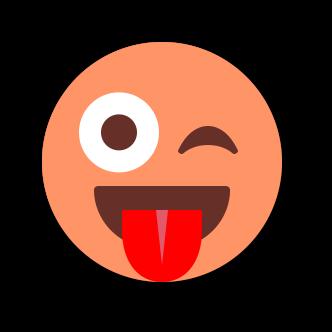 ORANGE Emoji • Stickers messages sticker-8