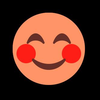 ORANGE Emoji • Stickers messages sticker-0