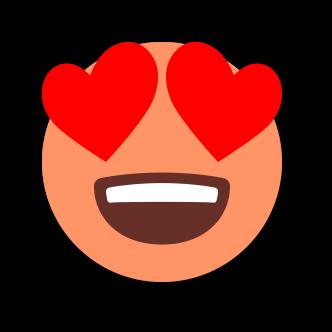 ORANGE Emoji • Stickers messages sticker-3