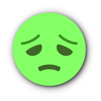 GREEN Emoji • Stickers for iMessage messages sticker-10