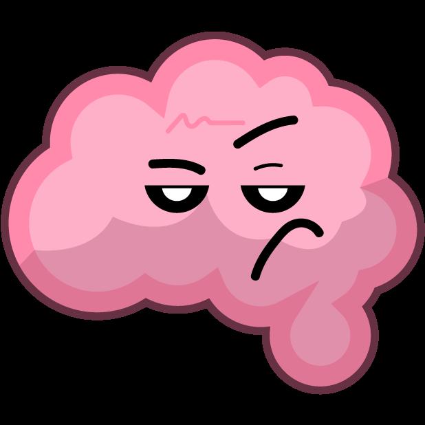 Dot Brain messages sticker-5