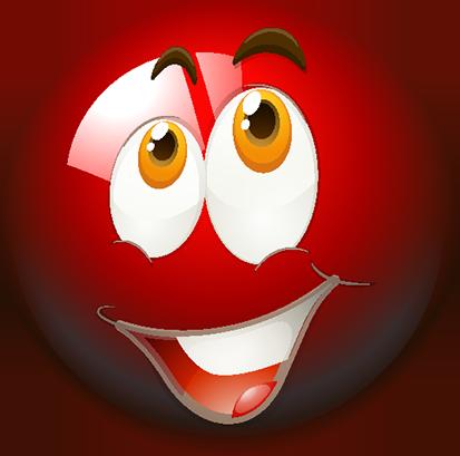 Snooker-Balls Smileys for iMessage messages sticker-3