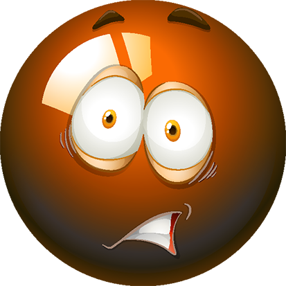 Snooker-Balls Smileys for iMessage messages sticker-7