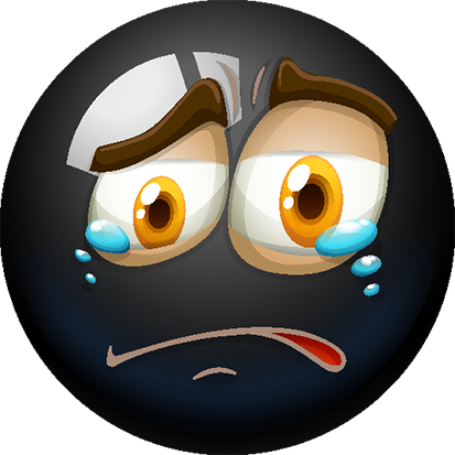 Snooker-Balls Smileys for iMessage messages sticker-5