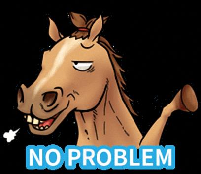 Crazy Horse Stickers messages sticker-10
