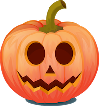 Halloween Stickers - Halloween Elements messages sticker-8