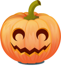 Halloween Stickers - Halloween Elements messages sticker-4