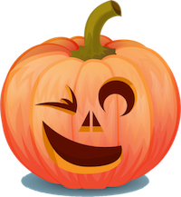Halloween Stickers - Halloween Elements messages sticker-7