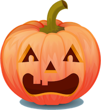 Halloween Stickers - Halloween Elements messages sticker-2