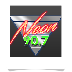 NEON 90.7 messages sticker-6