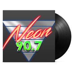 NEON 90.7 messages sticker-10