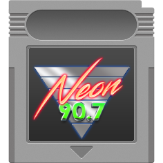 NEON 90.7 messages sticker-7