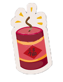 Lunar New Year Stickers messages sticker-1