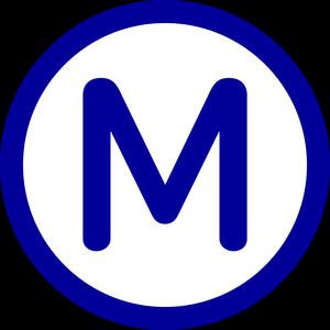 Métro Paris Stickers  Paris ci messages sticker-1