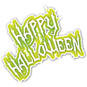 Cutest Halloween messages sticker-8