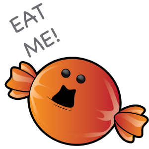Cutest Halloween messages sticker-1