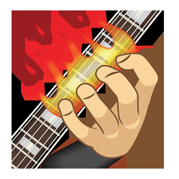 Zakk Wylde by Emoji Fame messages sticker-2