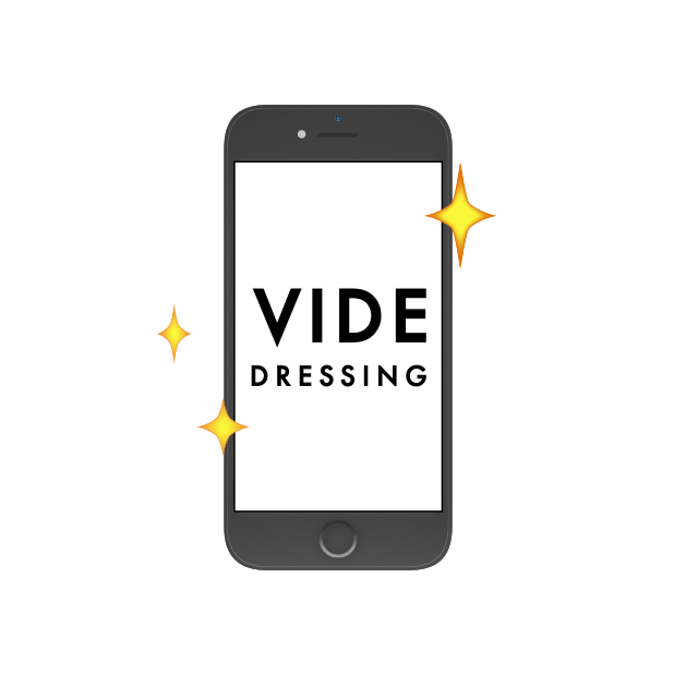 Videdressing : Vimoji messages sticker-9