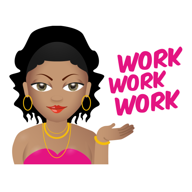 Videdressing : Vimoji messages sticker-2