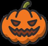 iHalloween stickers - Scary Halloween Sticker Pack messages sticker-0