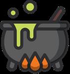 iHalloween stickers - Scary Halloween Sticker Pack messages sticker-2