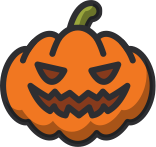 iHalloween scary stickers messages sticker-0