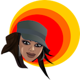 EbonyMojis: Emoji Keyboard App messages sticker-1