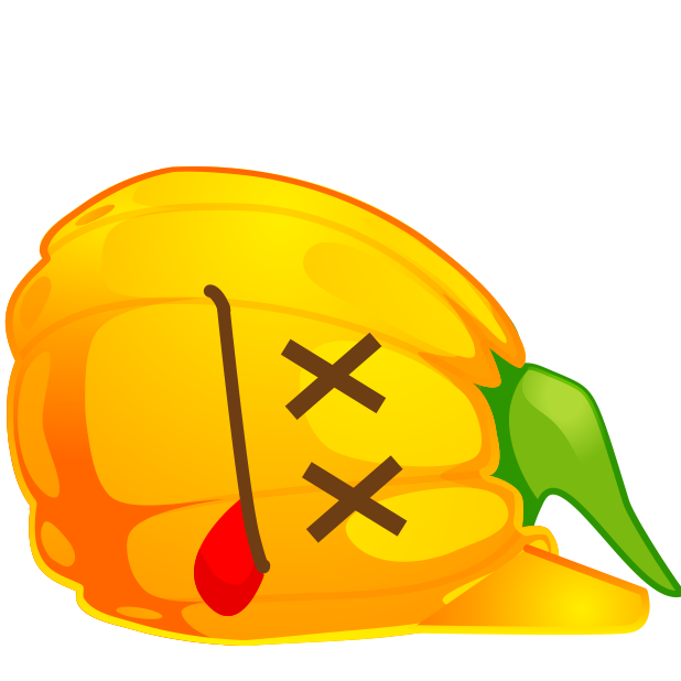 Halloween Pumpkins Emoji messages sticker-10