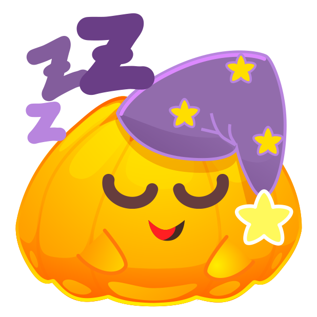 Halloween Pumpkins Emoji messages sticker-9